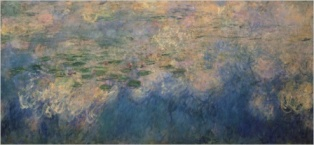 Monet's Water Lilies 1