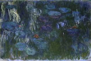 Monet's Water Lilies 3