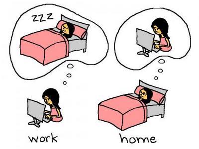 到底是為生活而工作還是為工作而生活?