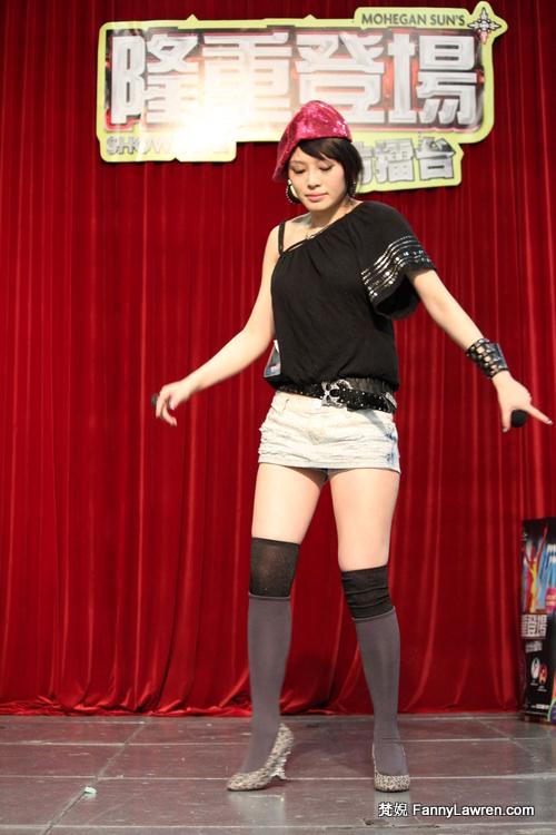 參賽者 Mary Yang