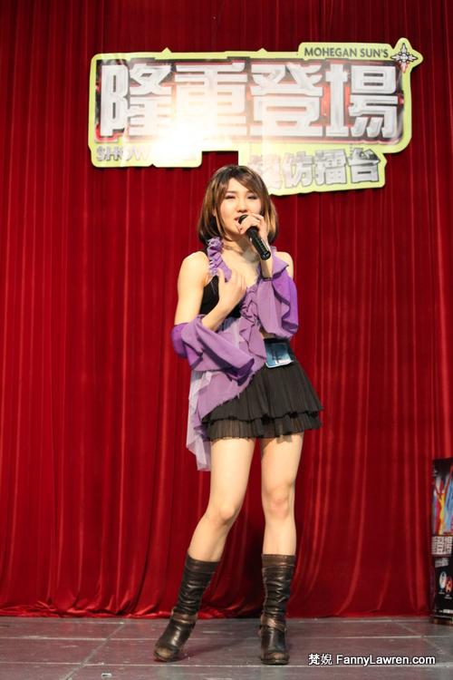 參賽者 Stella Li