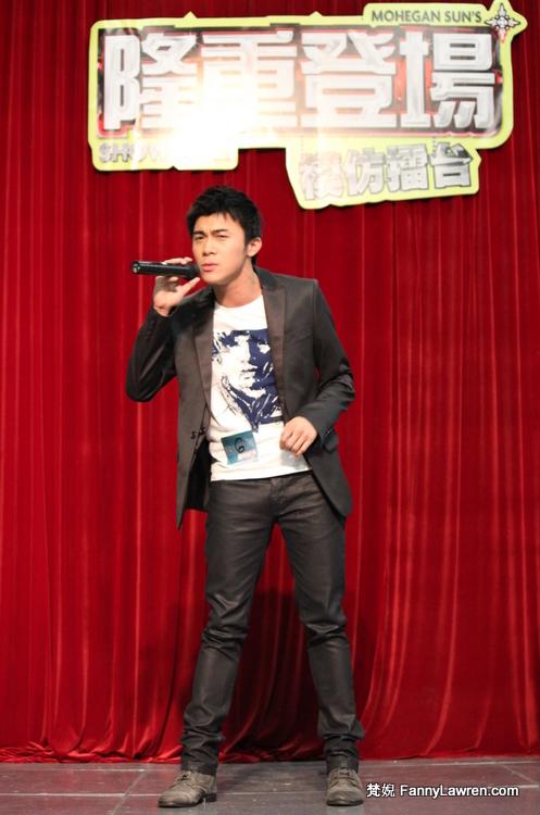 參賽者 Joseph Lai