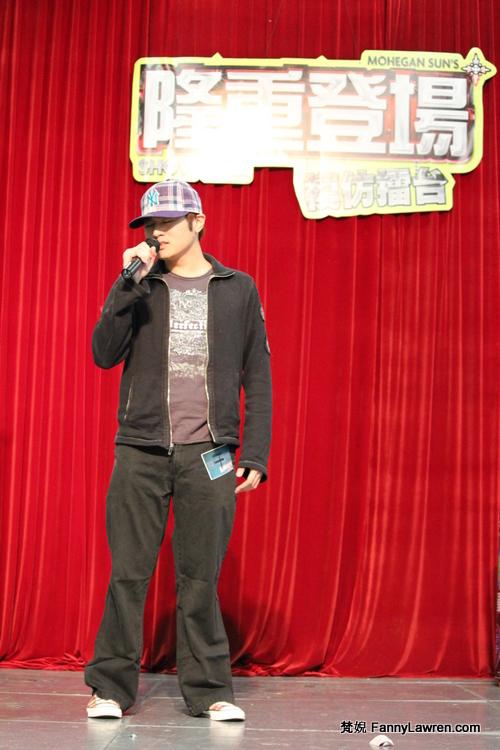 參賽者 Philip Tam
