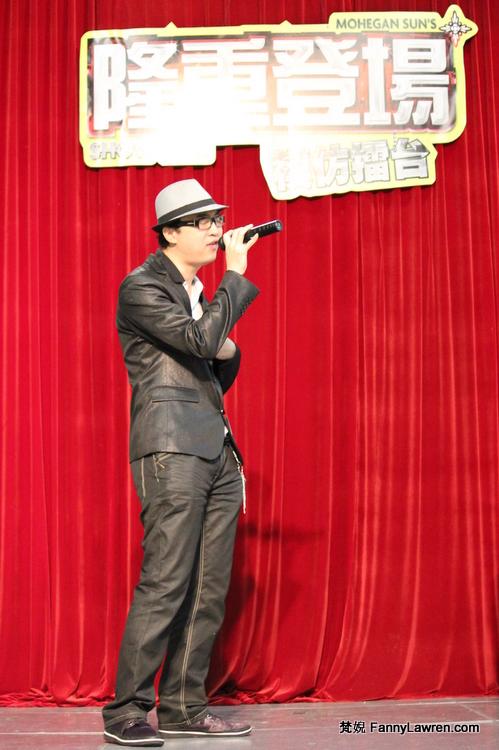 參賽者 William Huang