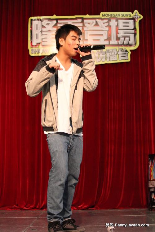 參賽者 Aron Chen