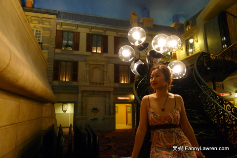 Fanny Lawren 梵婗拉斯維加斯寫真 Paris Las Vegas