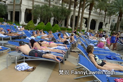 Las Vegas Swimming Pool