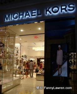 拉斯維加斯賭城購物消費 Michael Kors