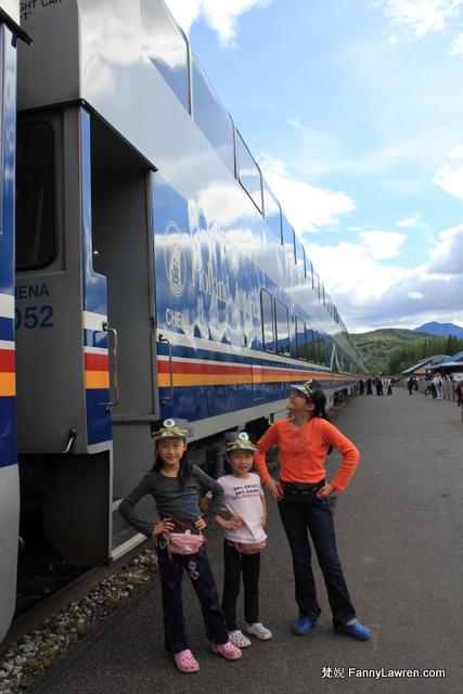 Alaska Train 阿拉斯加火車
