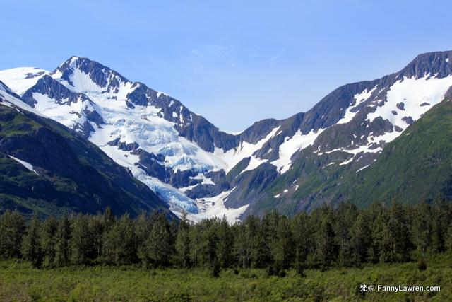 Alaska Whittier 阿拉斯加惠提爾