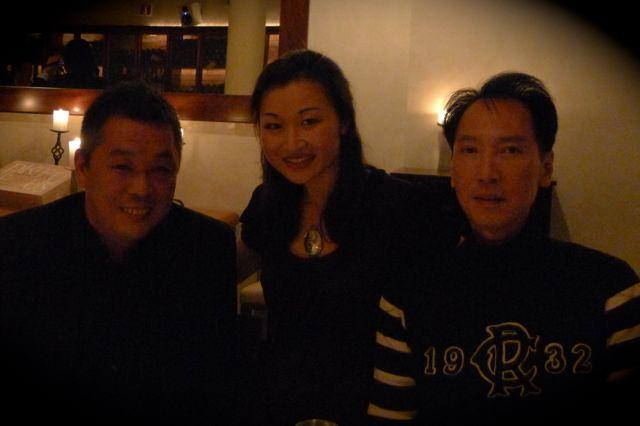 我每天都在 Facebook 上見到 John Yu,而對上一次見 Peter Fung 相信是幾年前了。