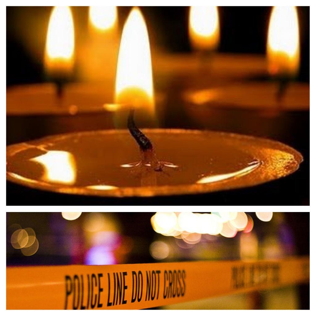 為康州小學槍擊案的遇難者及其家人哀悼