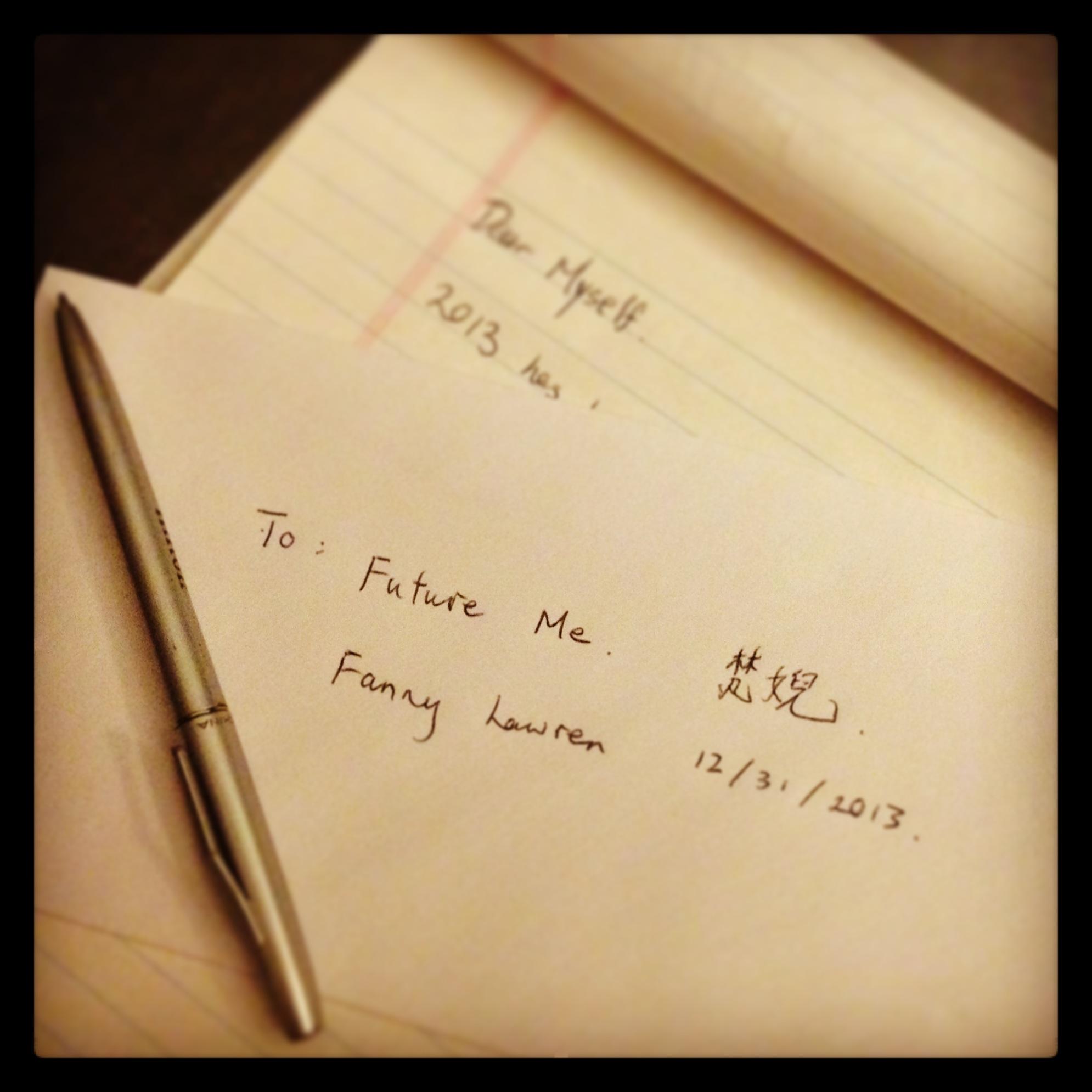 梵婗 未來的信 Letter In the Future
